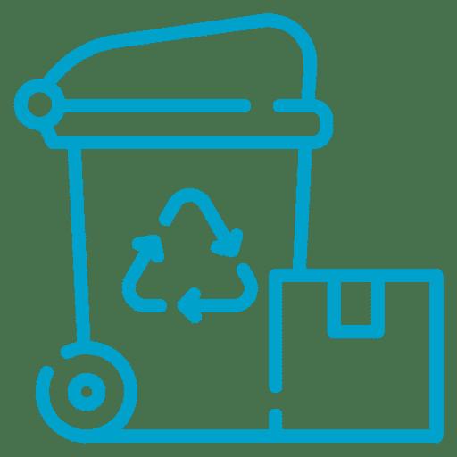 Simulación de procesos para el tratamiento de residuos sólidos