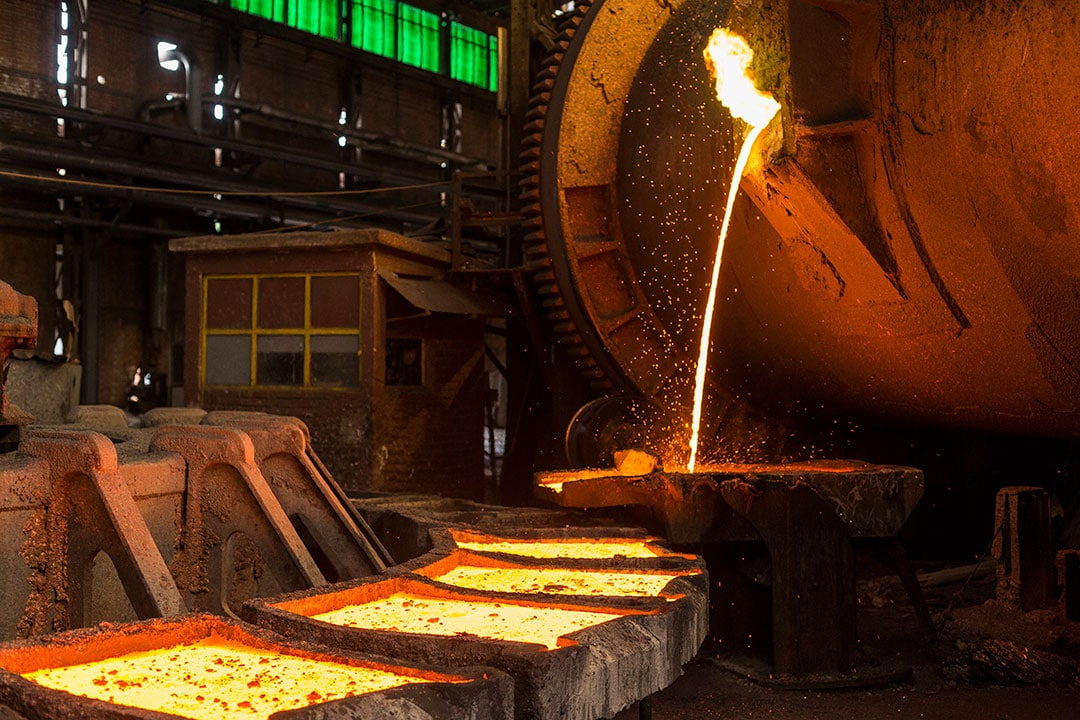 INVENTEO metallurgical accounting software for copper smelter