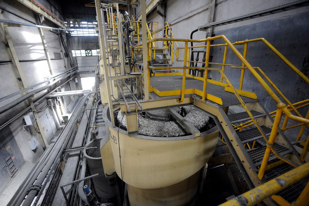 BILCO - Bilan de matière pour l'industrie minérale