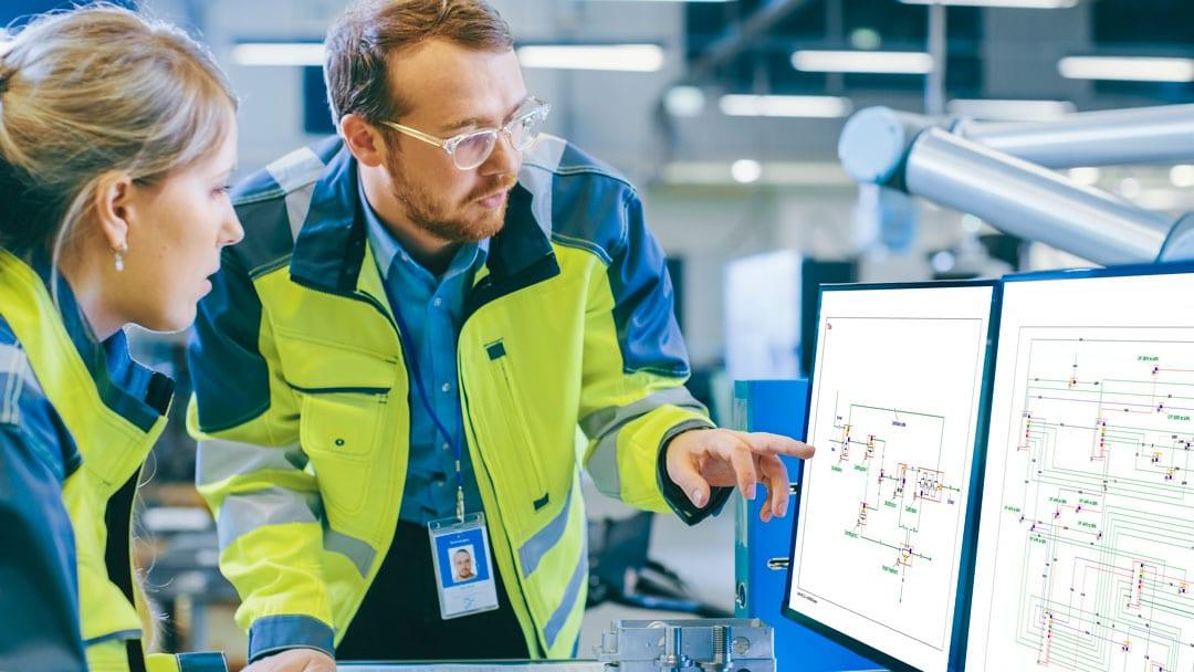 Ingenieros de procesos CASPEO optimizan una planta con software de simulación