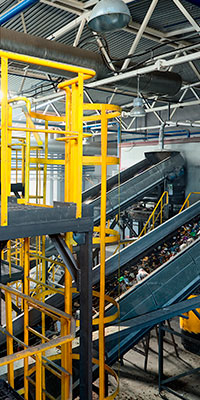 CASPEO - waste sorting facility solutions