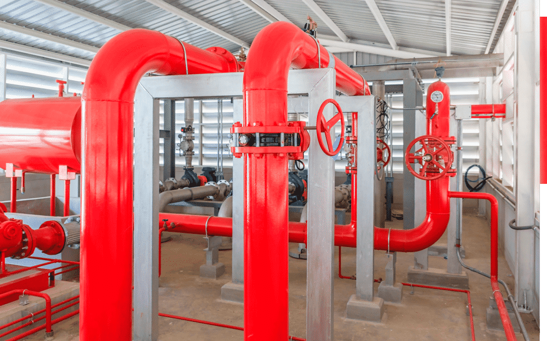 Case studies – How design hydraulic fire protection systems with FLUIDFLOW software